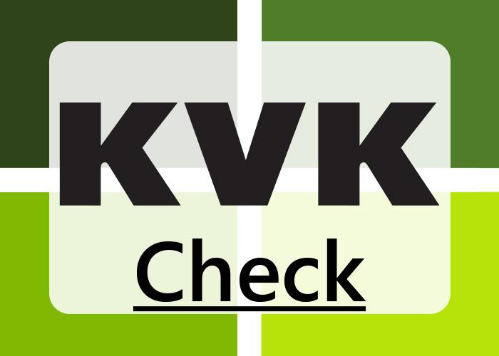 KVK Check NL Productivity App